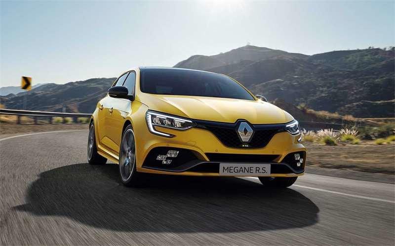 Nový Renault Mégane R.S. má výkon 300 koní - anotační obrázek
