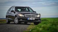 TEST: Mercedes Benz C 200 kompressor W204 - praktický elegán pro každý den za příznivou cenu - anotační foto