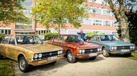 Volkswagen K70 byl prvním modelem s kapalinovým chlazením a pohonem předních kol