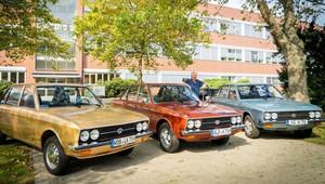 Volkswagen K70 poprvé použil koncepci, kterou proslavili Golf s Passatem a všichni ji chtěli - anotační obrázek