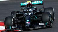 Bottas začíná na 'horské dráze' v Portimau nejrychleji, Verstappen ztrácí přes 0,7 s + VIDEO - anotační obrázek