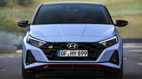 Zcela nový Hyundai i20 N nabídne přes 200 koní a váhu stejnou jako soutěžní  i20 Coupe WRC - anotační obrázek