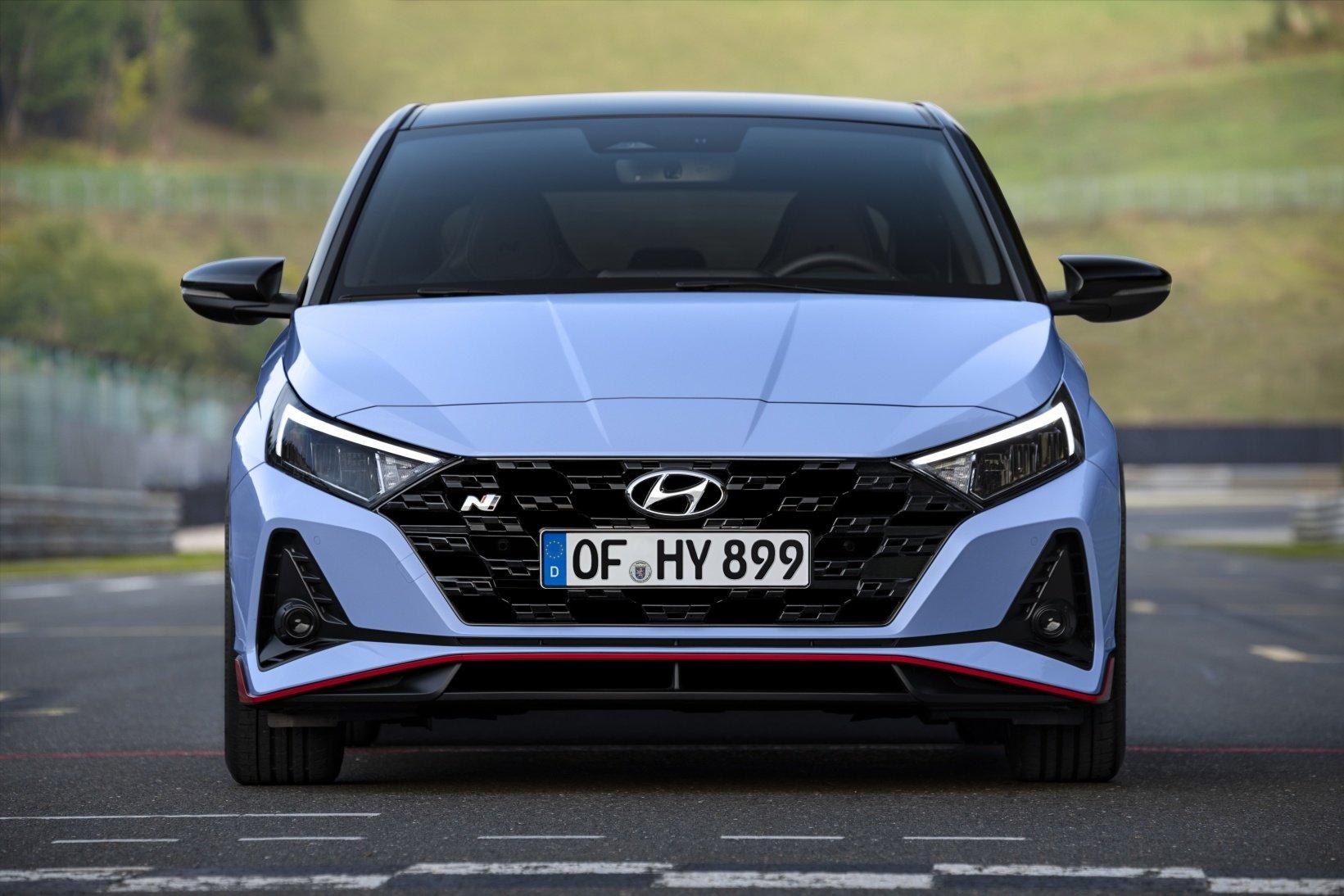 Zcela nový Hyundai i20 N nabídne přes 200 koní a váhu stejnou jako soutěžní  i20 Coupe WRC