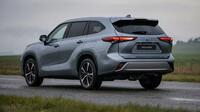 Novinkou pro rok 2021 je Toyota Highlander
