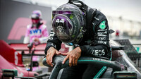 Lewis Hamilton po úspěšném závodě v Turecku
