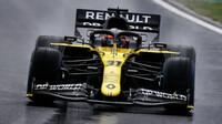 Daniel Ricciardo závodě v Turecku