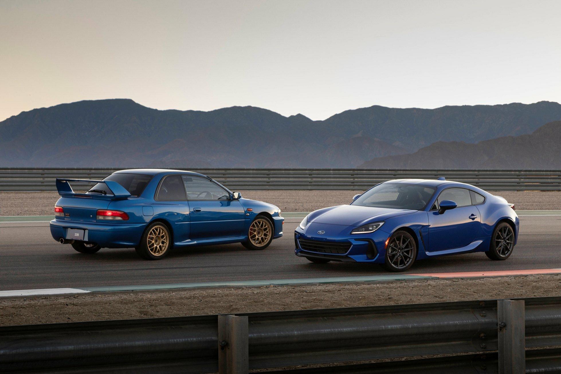 Přepracované Subaru BRZ má na co navazovat