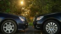 Mezigenerační srovnání Mercedesů C-class (S203 / S204)