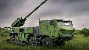 Houfnice Caesar 8x8 od společnosti Nexter vzniká na podvozku Tatra