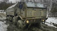 Tatry nejsou jen T 815 pro stavby a hasiče, ale i armádní speciály do nesjízdného terénu a bojů - anotační foto
