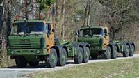 Tatra Terra navazuje na původní model T 815
