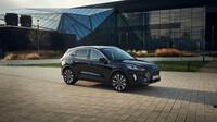 Nové SUV Ford Kuga HEV jde do výroby. Přes elektrickou pomoc sprint nemusí - anotační obrázek