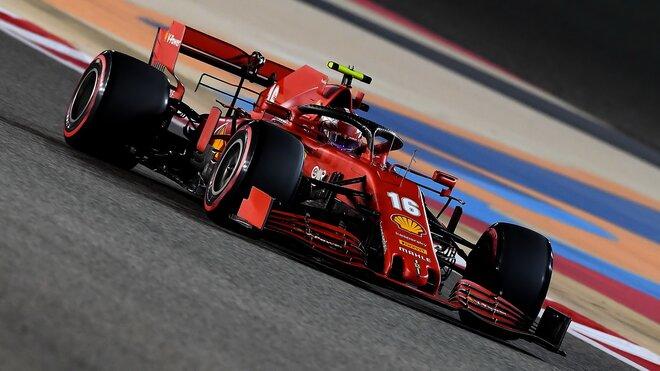 Ferrari si Sainze letos na okruhu nevyzkouší
