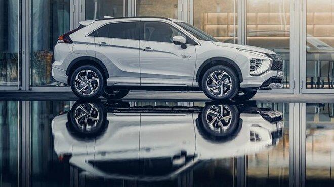 Mitsubishi ECLIPSE CROSS  plug-in hybrid