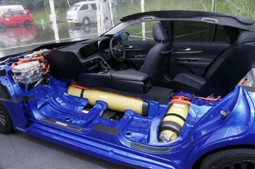 Toyota Mirai 2. generace
