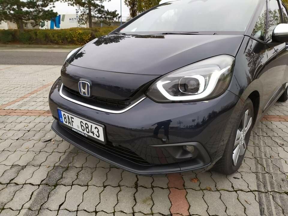 Honda Jazz e:HEV Executive