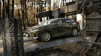 Lexus RX 450h získalo titul 'Nejlepší luxusní hybridní vůz' v soutěži DrivingElectric Awards