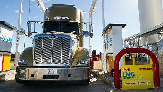 Zkapalněný zemní plyn LNG má být spásou pro ekologickou a ekonomicky únosnou nákladní dopravu