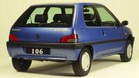 Peugeot 106 Premium s vybavením na úrovni prémiového hatchbacku