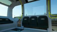 Autonomní elektrickáToyota e-Palette už funguje v dopravě