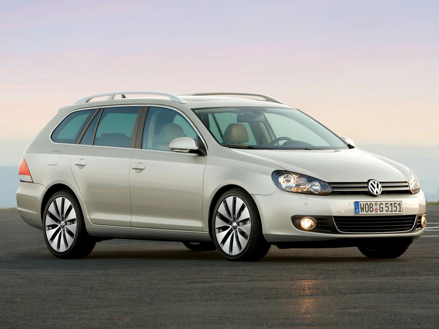 Volkswagen golf VI Variant