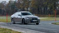 BMW i4 slibuje obohacení elektromobility o čistou radost z jízdy - anotační foto