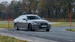 BMW i4 slibuje obohacení elektromobility o čistou radost z jízdy - anotační obrázek