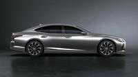Lexus LS ukázal novinku pro rok 2021 - zcela nové pojetí lakování uvnitř i zvnějšku