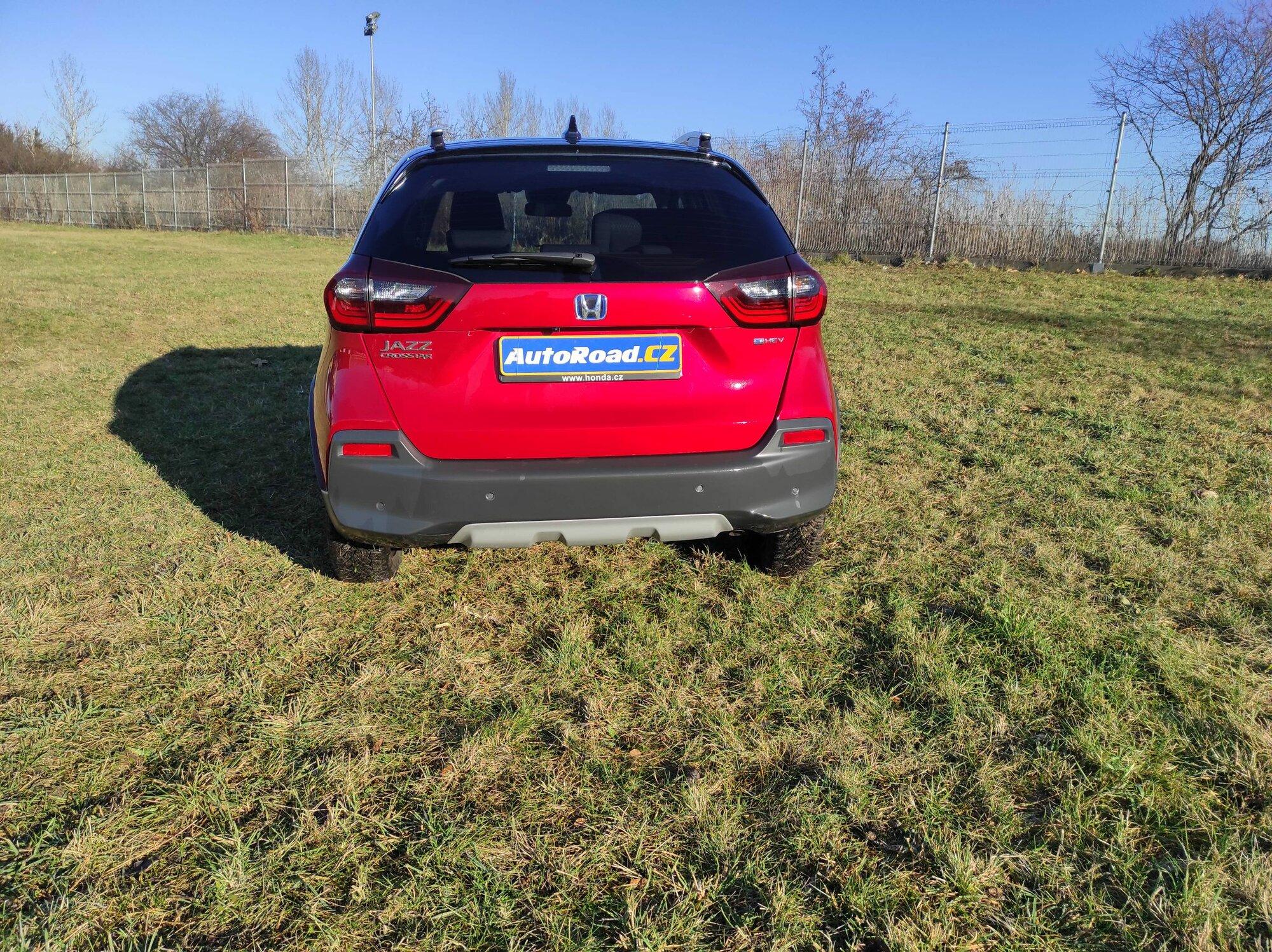 Honda Jazz e:HEV Crosstar