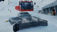 Audi Q5 v reklamě jako základ sněžné rolby