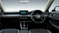 Honda ukázala nové HR-V s minimalistickou horizontálně členěnou přístrojovou deskou