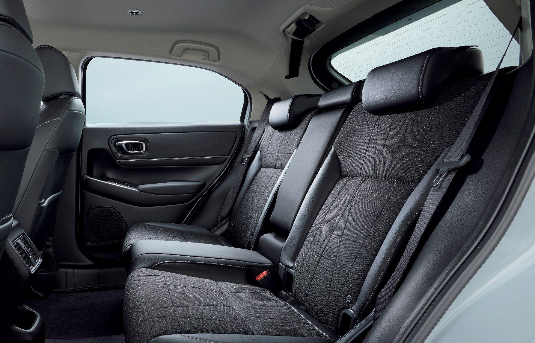 Honda ukázala nové HR-V, slibuje moderní tkaniny a materiály příjemné na dotek