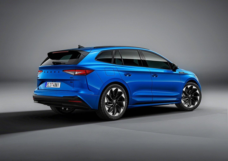 Škoda představila Enyaq Sportline iV, atraktivní, sportovní, dynamické, na baterii