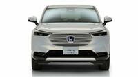 Honda ukázala nové HR-V, mřížka chladiče je bohatě chromovaná