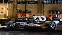 Představení nového vozu AlphaTauri AT02 - Honda