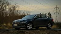 Test ojetiny - Škoda Superb 2.0 TDI, za 400 tisíc manažerská limuzína - anotační obrázek