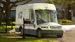 Jako z animovaného filmu, US Post modernizuje vozový park - anotační obrázek