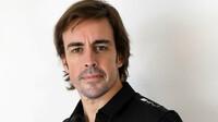 Alonso už je po své nehodě na kole zcela fit, může testovat s vozem F1 - anotační foto