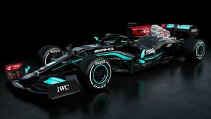 Mercedes odhaluje první snímky nového vozu W12 - anotační obrázek
