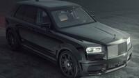 Rolls-Royce Cullinan od firmy Spofec