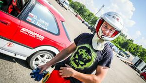 Dominik Jakeš letos usedne do vozu Opel Adam Cup - anotační obrázek