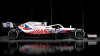 Haas představuje nové zbarvení a hlavního sponzora - anotační obrázek