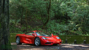 Super vzácný McLaren F1 jde do prodeje. Cena bude astronomická - anotační obrázek