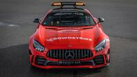 Safety car Mercedesu pro sezónu 2021
