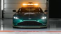 Safety car Aston Martinu pro sezónu 2021