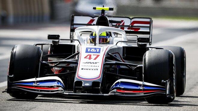 Mick Schumacher - první předsezonní testy v Bahrajnu