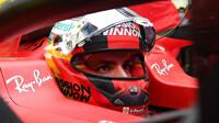 Carlos Sainz - první předsezonní testy v Bahrajnu