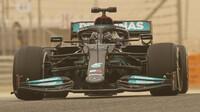 Lewis Hamilton - první předsezonní testy v Bahrajnu