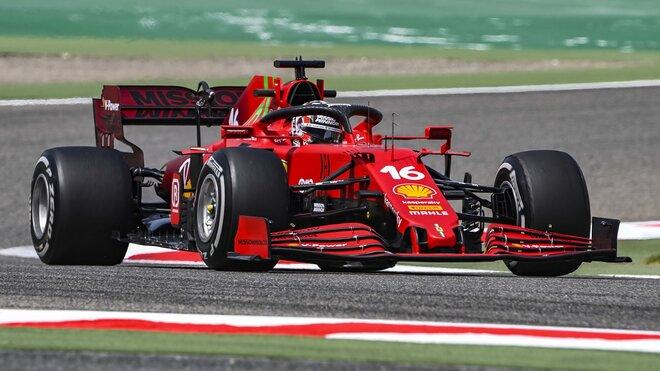 Charles Leclerc - první předsezonní testy v Bahrajnu