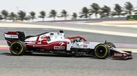 Kimi Räikkönen - první předsezonní testy v Bahrajnu